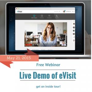 eVisit Live Demo Free Webinar