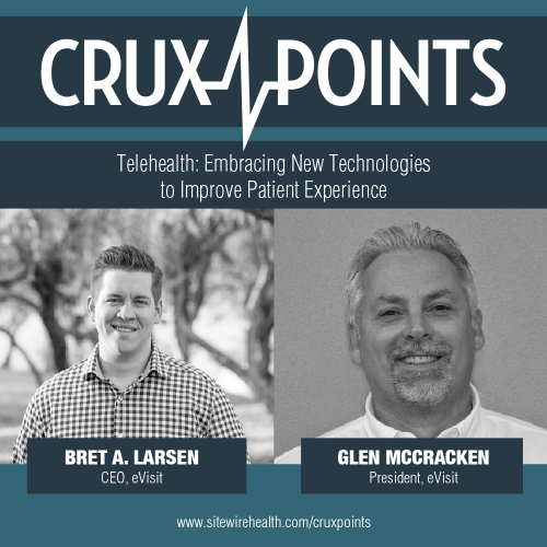 Sitewire Health Interviews eVisit Cofounders
