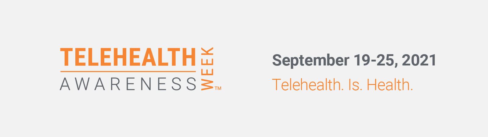 Telehealth Awareness Week 2