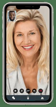 eVisit-Mobile UI