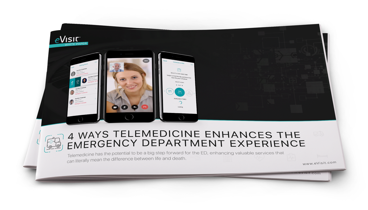 Definitive Guide To Purchasing a Telemedicine Platform [White Paper]