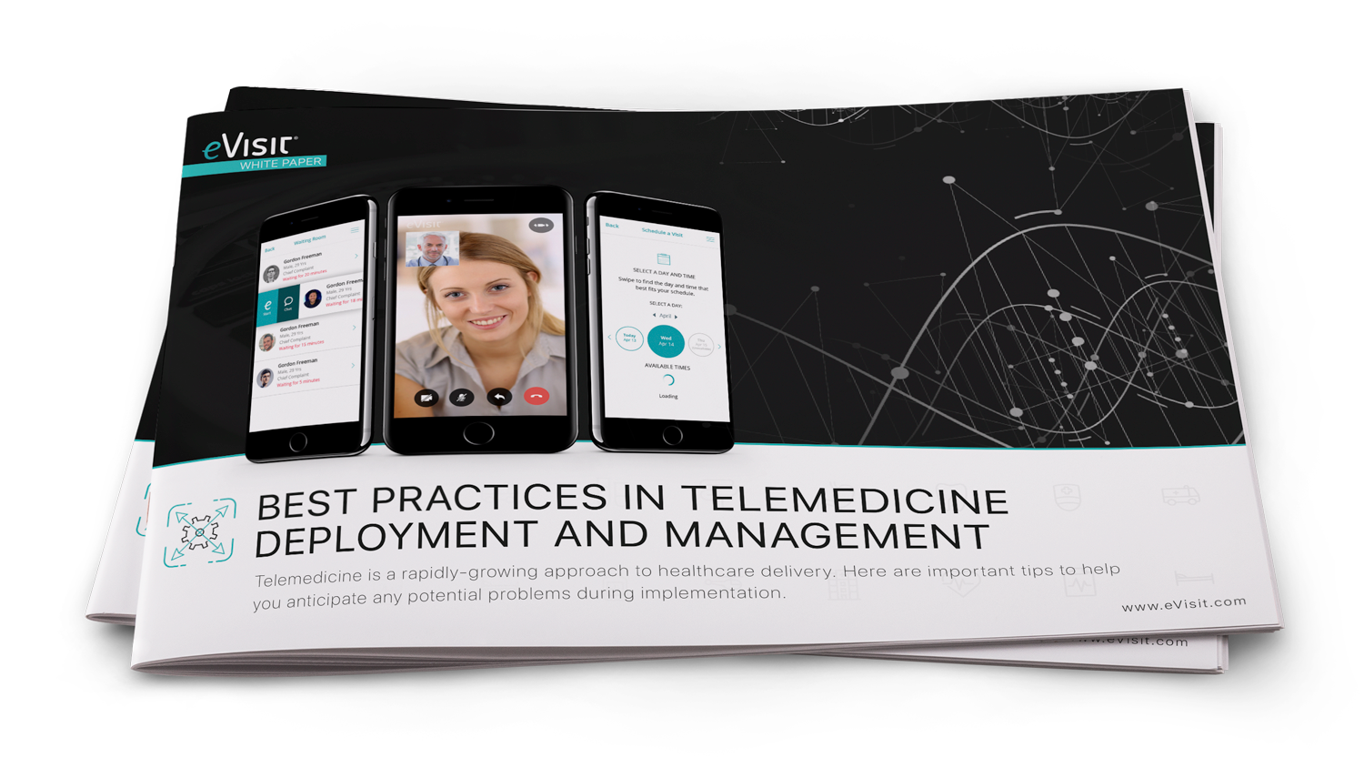 Best Practices for Telemedicine Deployment & Management [White Paper]