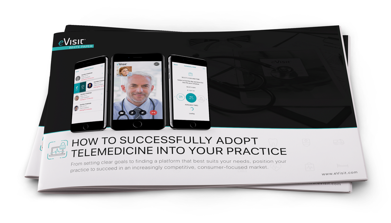 How To Successfully Adopt Telemedicine Into Your Practice [White Paper]