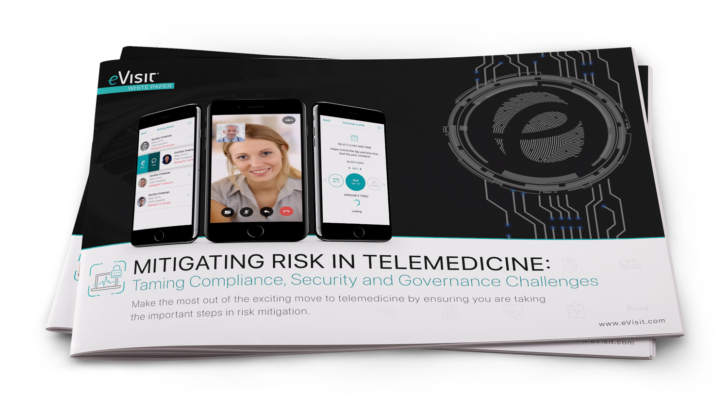 Mitigating Risk in Telemedicine: Taming Compliance, Security and Governance Challenges [White Paper]